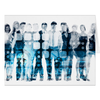 Developing Workforce or Develop Talent Card