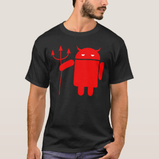 Devil Android T-Shirt