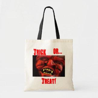 Devil Budget Tote Bag