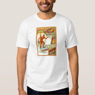 Devil Demon Fruit Lamp Menu T Shirts