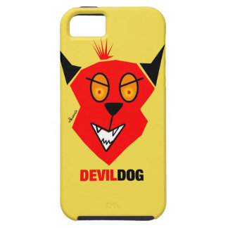 Devil Dog - iPhone 5 Cover