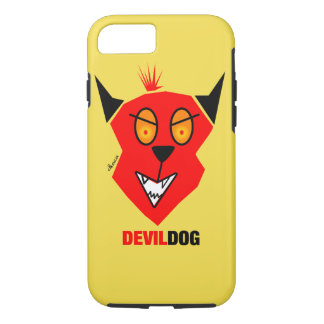 Devil Dog - iPhone 7 Cover