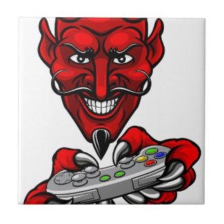 Devil Esports Sports Gamer Mascot Tile