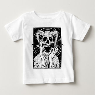 devil face baby T-Shirt
