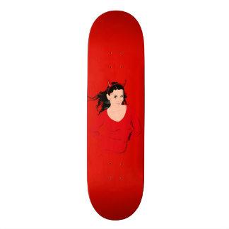Devil Girl Skateboard