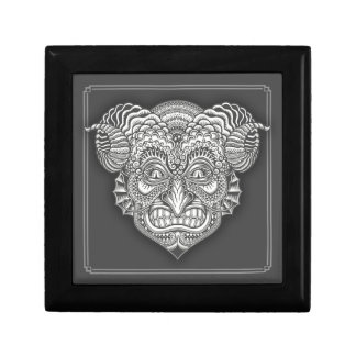 Devil in the Details Small Square Gift Box