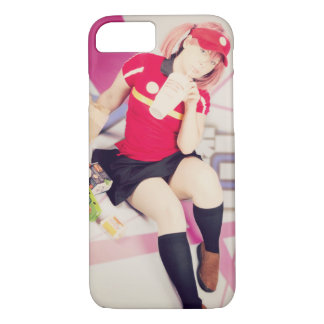 Devil is a Part Timer iphone cover