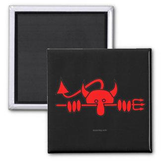 Devil Kilroy Magnet 1