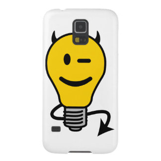 Devil Lightbulb Galaxy S5 Case