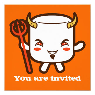 Devil Marshmallow Custom Announcement
