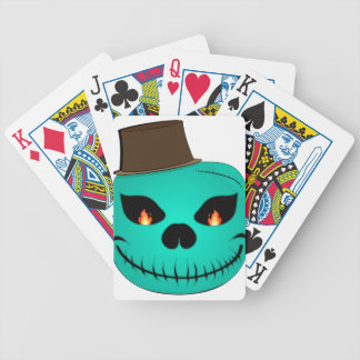 Devil monster bicycle playing cards