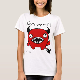 Devil Monster T-Shirt