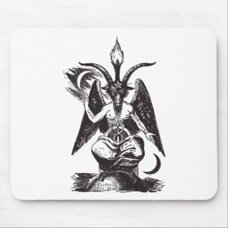 Devil Mouse Pad