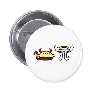 Devil Pie and Angel Pi Button