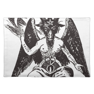 Devil Placemat