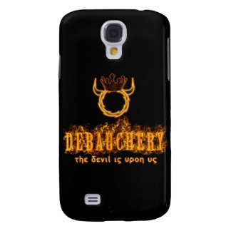 Devil Queen G.H.O.S.T Galaxy S4 Covers