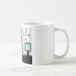 devil radio coffee mug