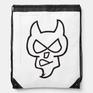 Devil Skull Backpack