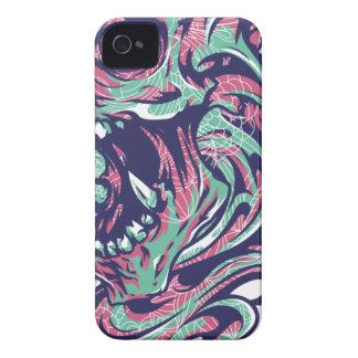 Devil Skull - bananaharvest iPhone 4 Hülle
