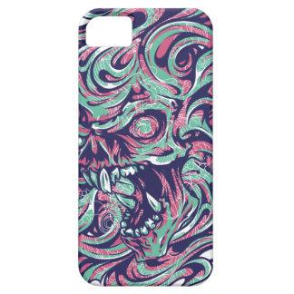 Devil Skull - bananaharvest iPhone 5 Etui