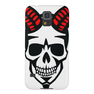 Devil Skull Cases For Galaxy S5