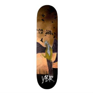 DEVIL_YBR SKATE BOARD
