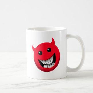 Devilish Smile Coffee Mug