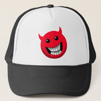 Devilish Smile Trucker Hat