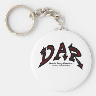 Devils Army Reunion Shopper Keychains