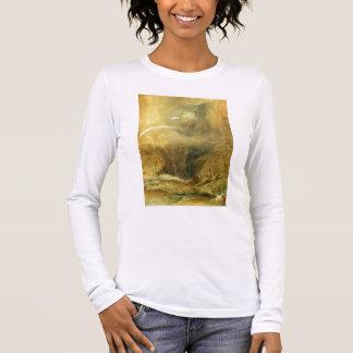 Devil's Bridge, St. Gotthard's Pass, c.1804 (w/c a Long Sleeve T-Shirt