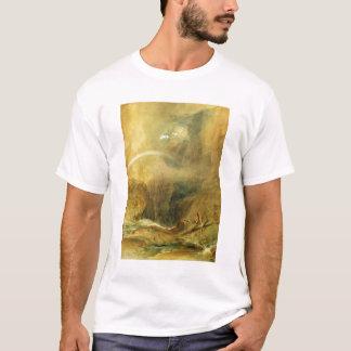 Devil's Bridge, St. Gotthard's Pass, c.1804 (w/c a T-Shirt