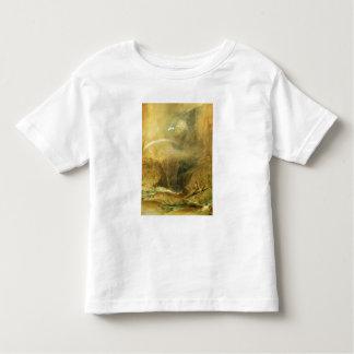 Devil's Bridge, St. Gotthard's Pass, c.1804 (w/c a T Shirt