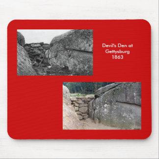 Devil's Den, Gettysburg Mouse Pad