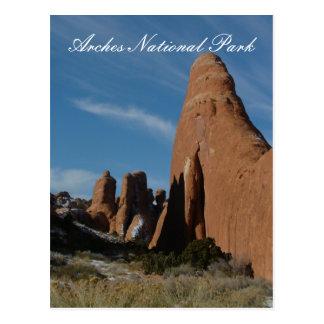 Devils Garden Postcard