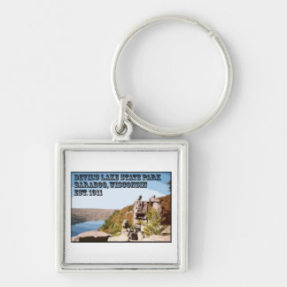 Devil's Lake State Park Key Ring