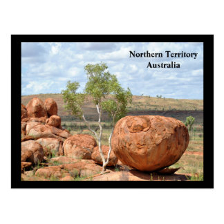 Devils Marbles / Northern Territory / Australia Postcard