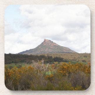 Devil's Peak, near Quorn, Outback Australia Coaster