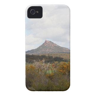 Devil's Peak, near Quorn, Outback Australia iPhone 4 Case-Mate Case