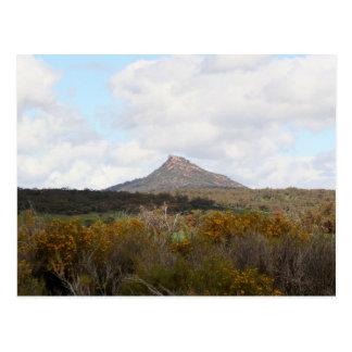Devil's Peak, near Quorn, Outback Australia Postcard