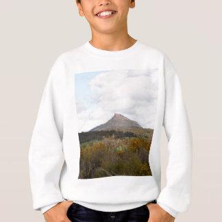 Devil's Peak, near Quorn, Outback Australia Sweatshirt