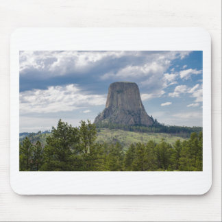 Devil's Tower Mouse Pad