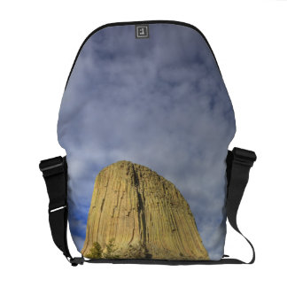 Devils Tower National Monument 4 Courier Bags