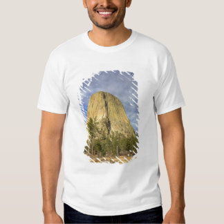 Devils Tower National Monument 4 T Shirts