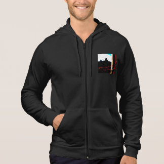Devils Tower National Monument Hoodie