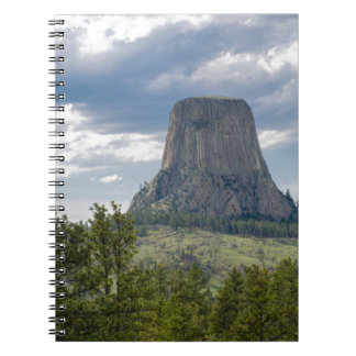 Devil's Tower Notebook