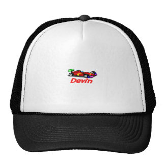 Devin Mesh Hat