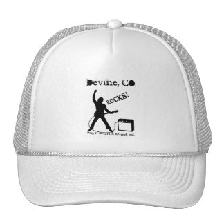 Devine, CO Mesh Hats