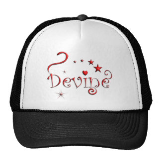 Devine Trucker Hats