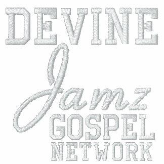 Devine Jamz Gospel Network Embroidered Polo Shirts