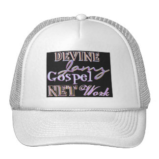 Devine Jamz Gospel Network Hats